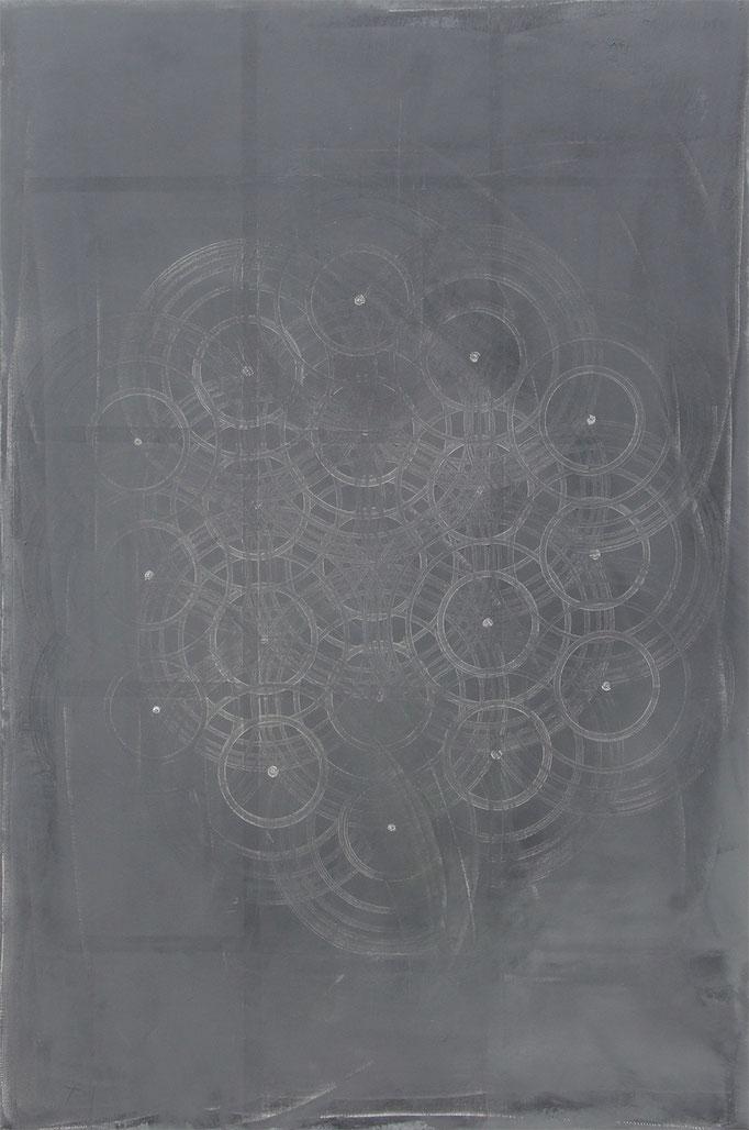 ,,das Fester'' 2016 / 150x100 cm Acryl