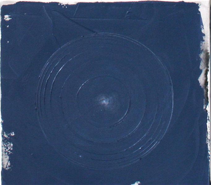 ohne Titel 2016 / 60x60 cm Acryl