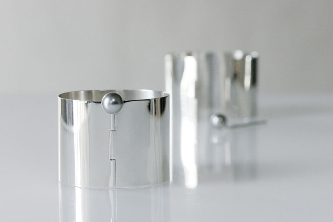 pearl keycuff - No:OPB-5 素材 SV925 x 南洋真珠 ¥59.125