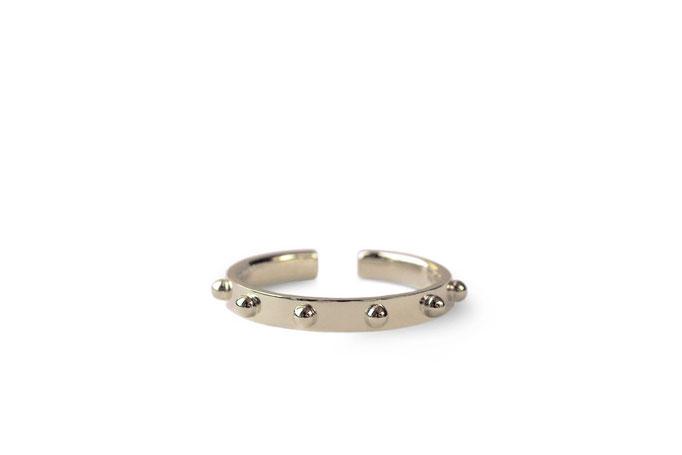 thin ring -  No:OKR-1 素材 K10YG ¥60.500-
