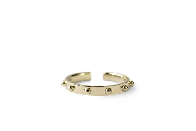 thin ring -  No:OKR-1 素材 K18YG ¥105.600-