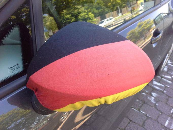 Deutschland-Spiegel. Nicht meiner!
