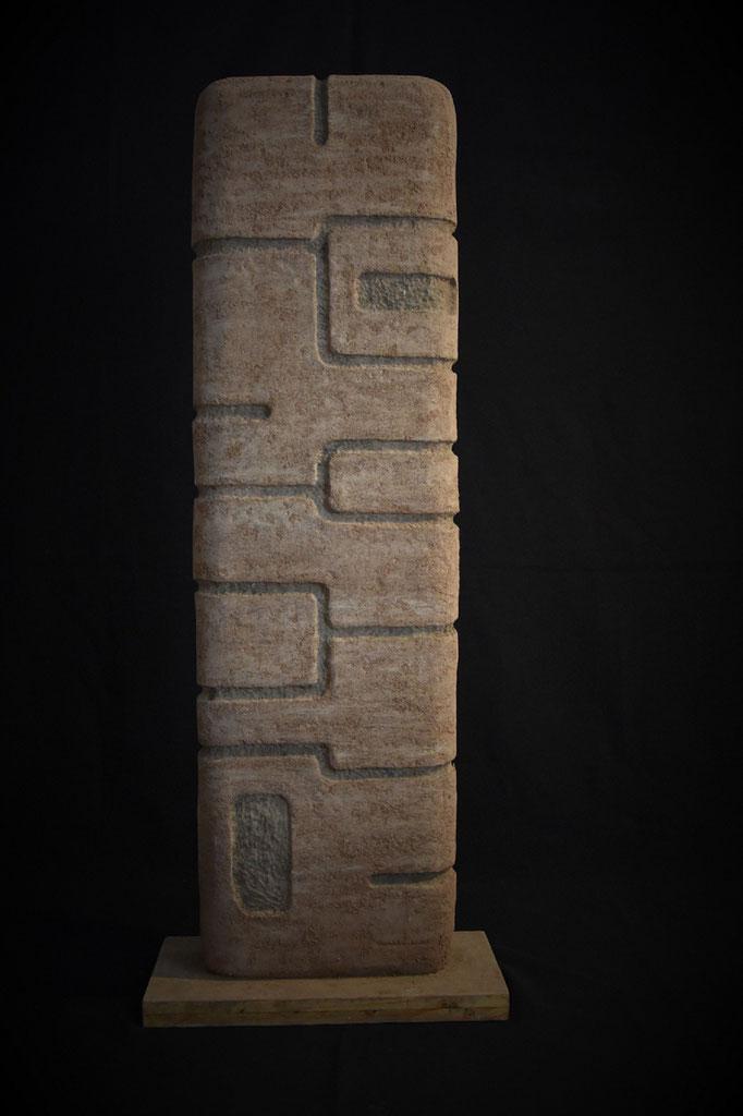 geraldine jannot sculpure terre crue terre cuite