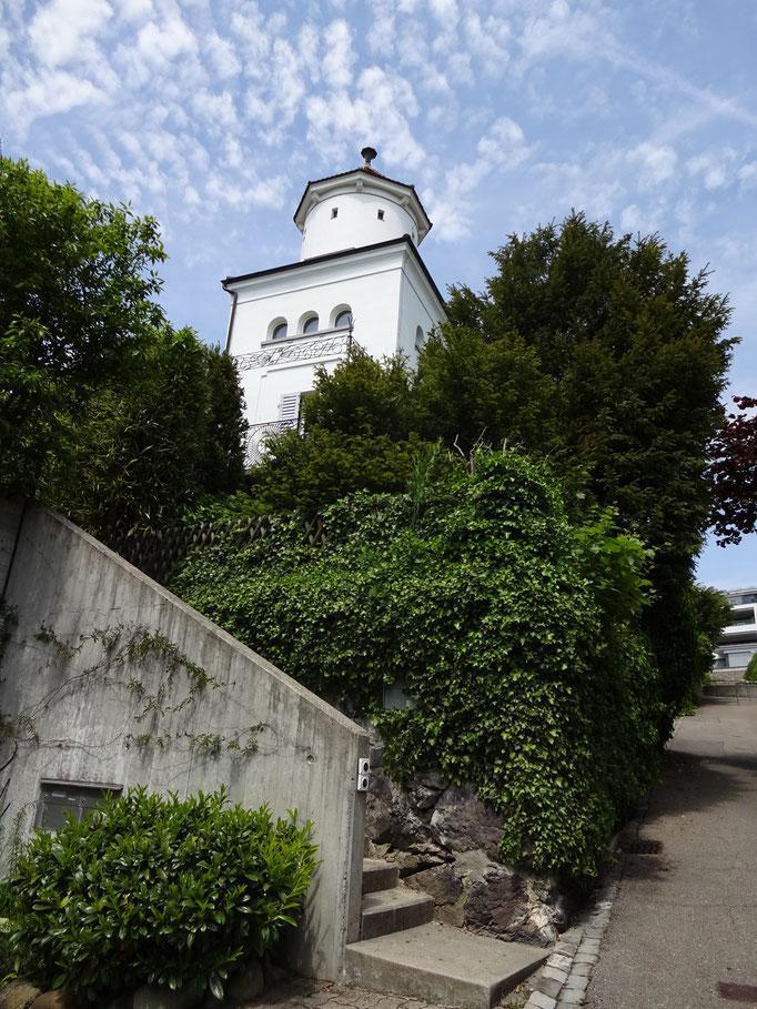 Harzertürmli (Trafoturm, Harzerstrasse 21)