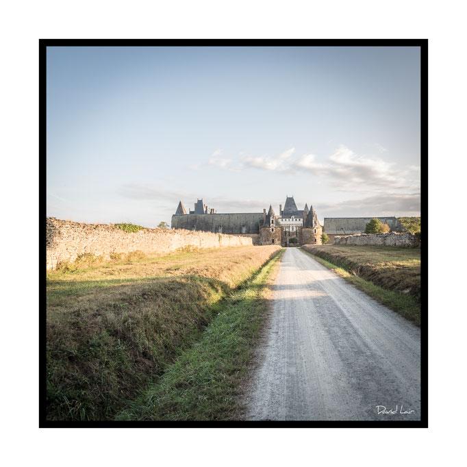 Château de La Motte Glain lieu de tournage