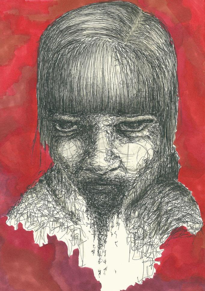 """Title: """"Der Schmerz"""" 2015"""