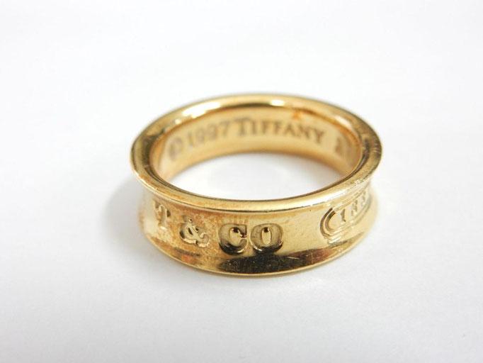 買取 ティファニー 1837 リング/指輪