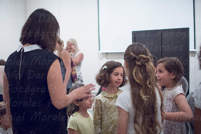 Desfile moda infantil - La Noche en Blanco - Málaga