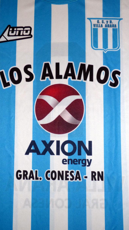 Club social y deportivo Villa Arana - General Conesa - Río Negro.