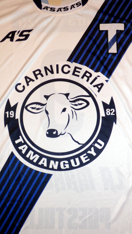 Social y deportivo Tamangueyú - Tamangueyu - Buenos Aires.