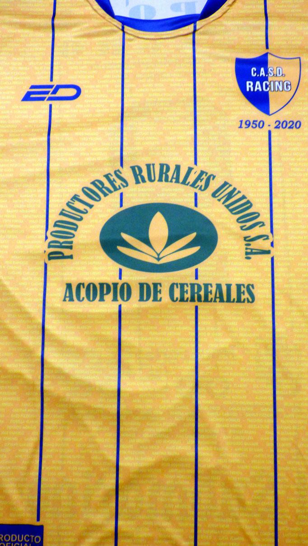 Atlético ,social y deportivo Racing de Villada - Villada - Santa Fe.