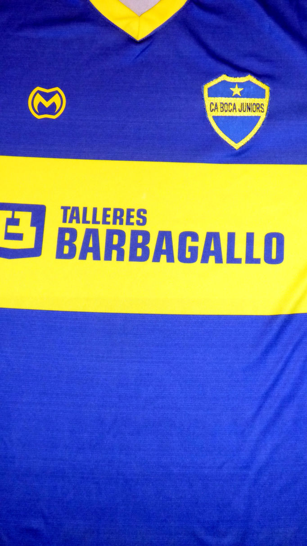 Club Atlético Boca Juniors - Bermejo - Mendoza.