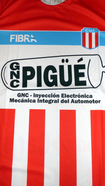 Unión Foot Ball club Pigue Arsenal - Pigue - Buenos Aires.