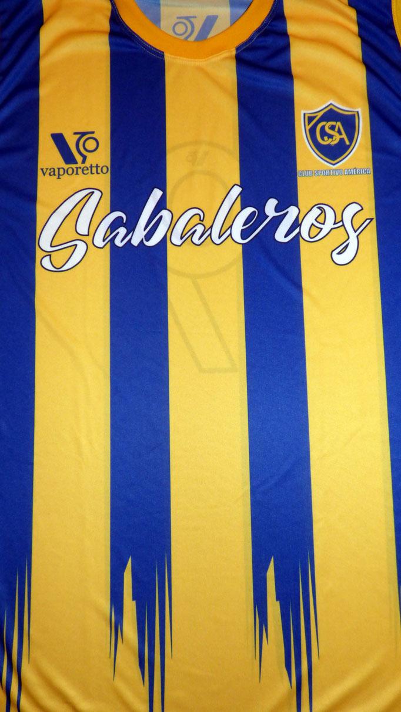 Club Sportivo América - San Pedro - Buenos Aires.
