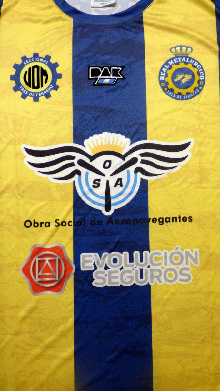 Club Real Metalúrgico - Caseros - Buenos Aires.