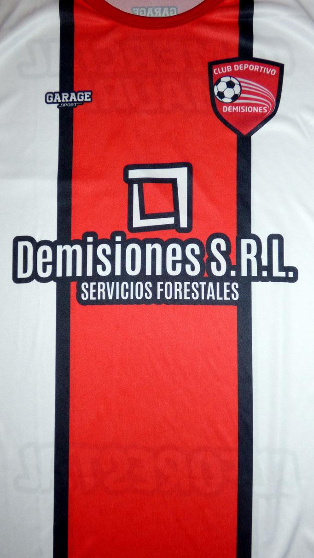 Atlético Demisiones - Capiovi - Misiones.