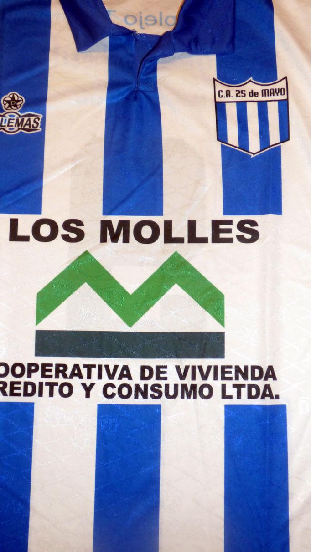 Club Atlético 25 de Mayo - La Cumbre - Córdoba.
