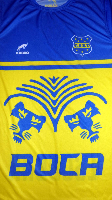Club Atlético Boca de Tigre - Escobar - Buenos Aires.