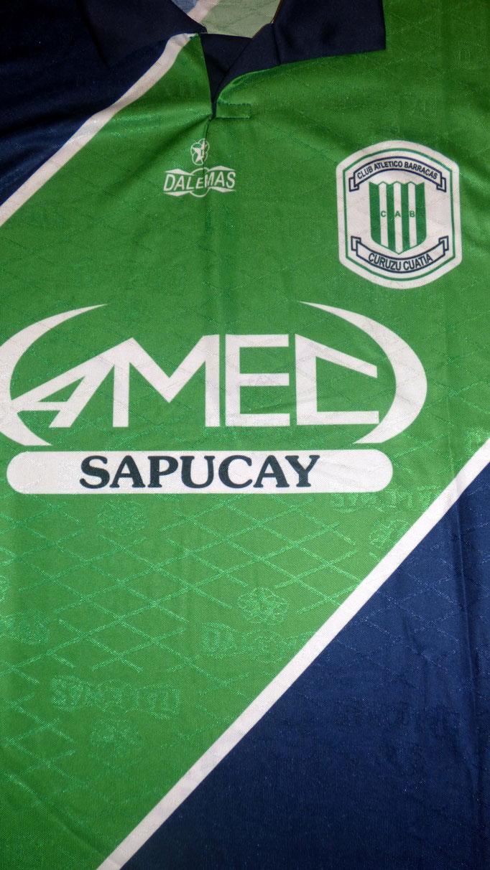 Club social y deportivo Barracas - Curuzú Cuatiá - Corrientes.