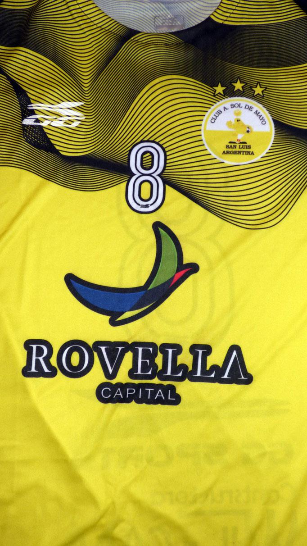 Atlético Sol de Mayo - San Luis - San Luis.