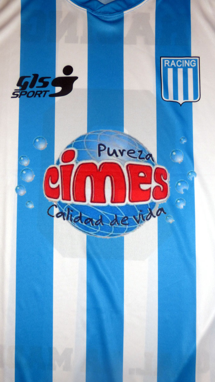 Racing Atletic Club - General La madrid - Buenos Aires.