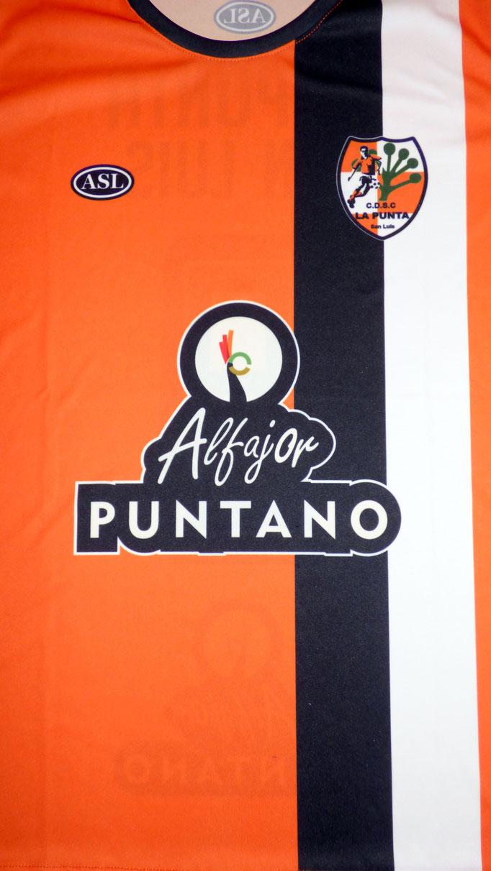 Club Social y deportivo La Punta - La Punta - San Luis.