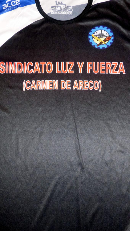 Club Sindicato de Luz y Fuerza - Carmen de Areco - Buenos Aires.