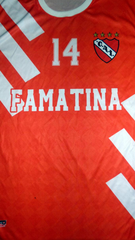 Club Atlético Independiente - Famatina - La Rioja.