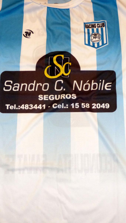 Racing Club - Reconquista - Santa Fe.