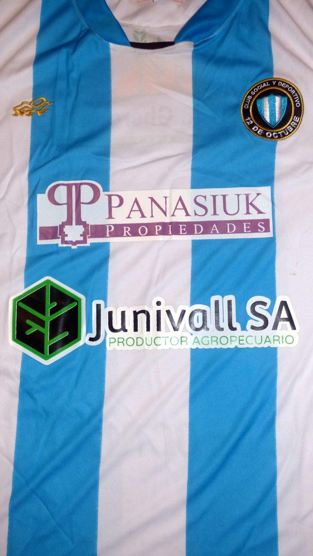 Club social y deportivo 12 de Octubre - 12 de Octubre - Buenos Aires.