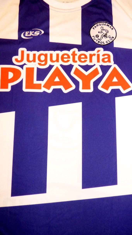 Parque Mar Futbol Club - Miramar - Buenos Aires.