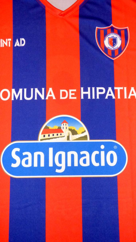 Hipatiense Football Club - Hipatia - Santa Fe.