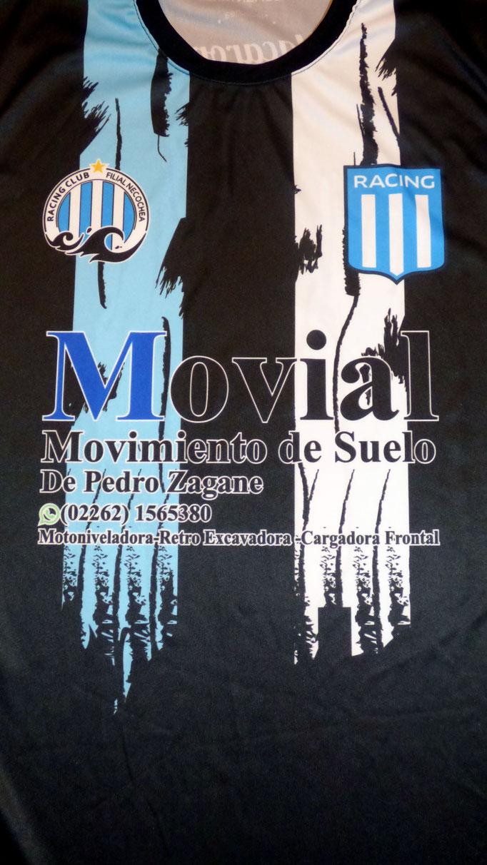 Racing club Necochea - Necochea - Buenos Aires.