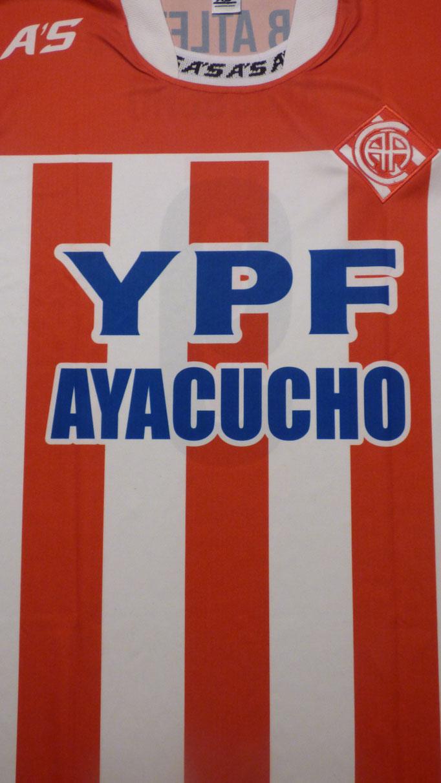 Atlético Ayacucho - Ayacucho - Buenos Aires.