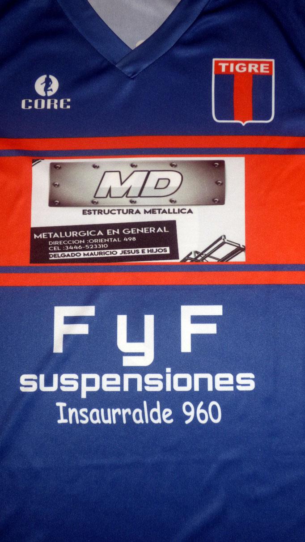 Club Social y deportivo Tigre - Gualeguaychu - Entre Rios.