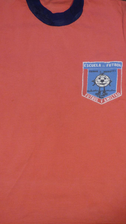 Escuela de fútbol Cesar Luis Menotti - Lujan - Buenos Aires.