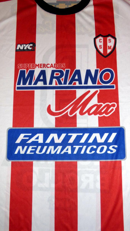 Sportivo San Martín - Colonia Caroya - Córdoba.