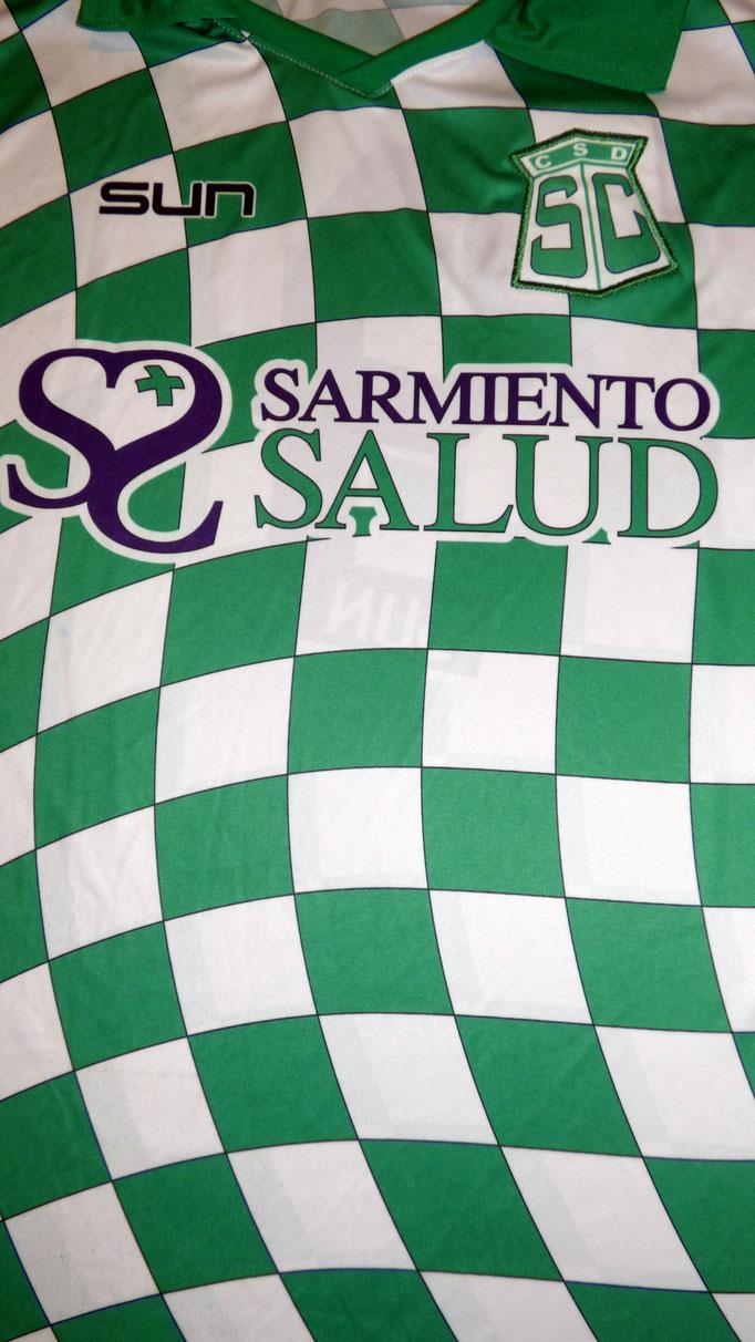 Club Social y deportivo San Carlos - Capitán Sarmiento - Buenos Aires.
