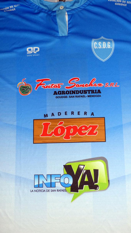 Social y deportivo Goudge - Goudge - Mendoza.