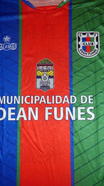Club Deán Funes - Dean Funes - Cordoba.