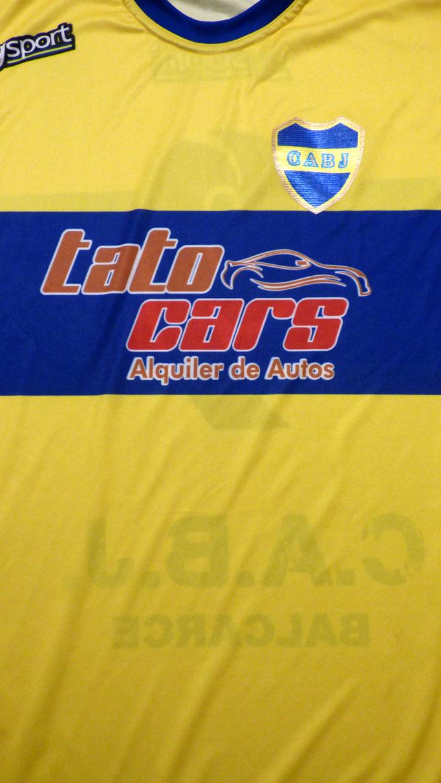 Club Atlético Boca Juniors - Balcarce - Buenos Aires.