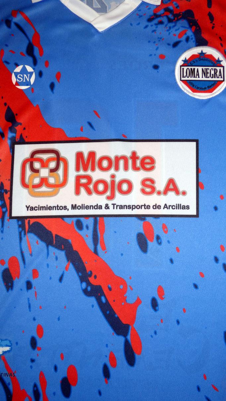 Social y deportivo Loma Negra - Barker - Buenos Aires.