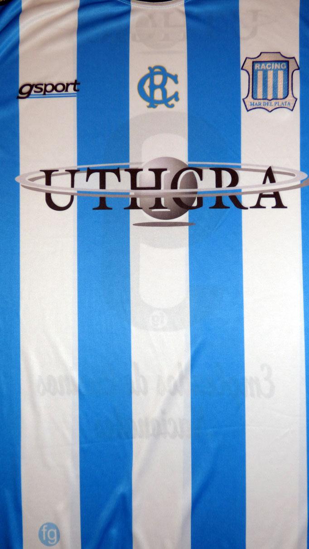 Club Atlético Racing - Mar del Plata - Buenos Aires.