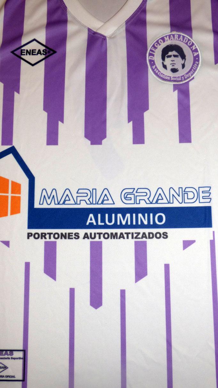 Asociación social y deportiva Diego Maradona - Maria Grande - Entre Ríos.