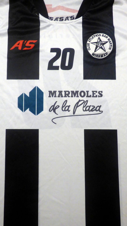 Club Atletico San Martin - Miramar - Buenos Aires.