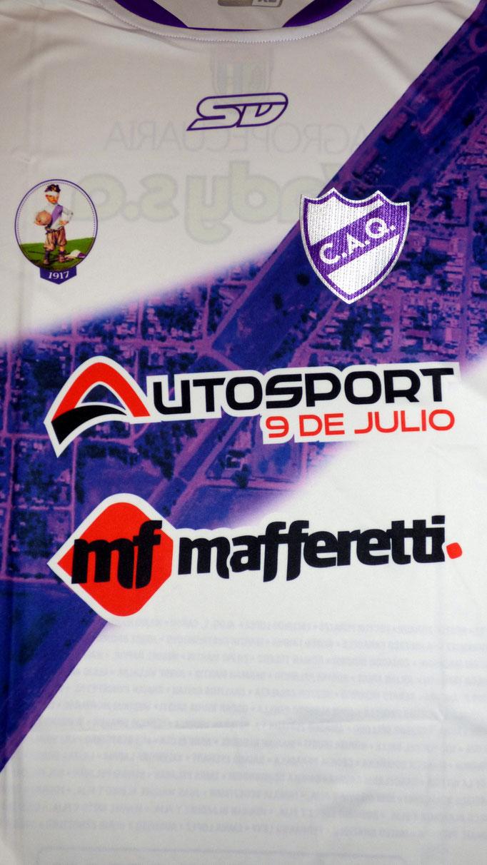 Club Atlético Quiroga - Quiroga - Buenos Aires.