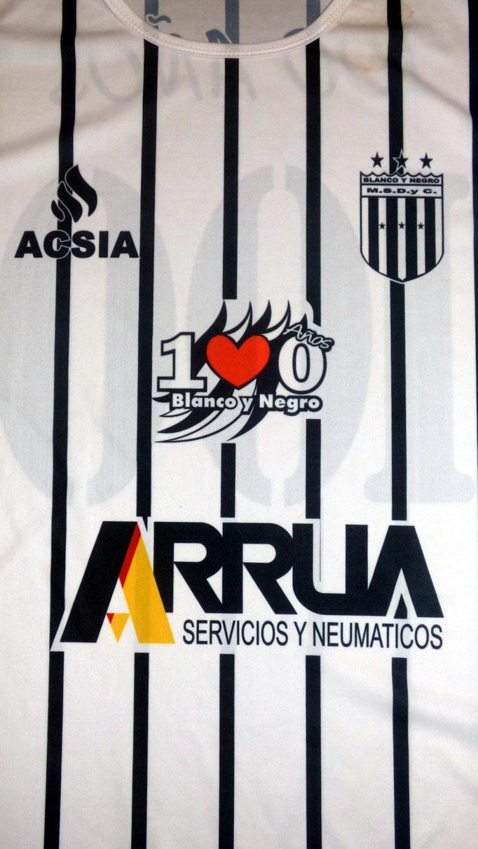 Club Blanco y Negro,mutual,social,deportivo y cultural - Alcorta - Santa Fe.