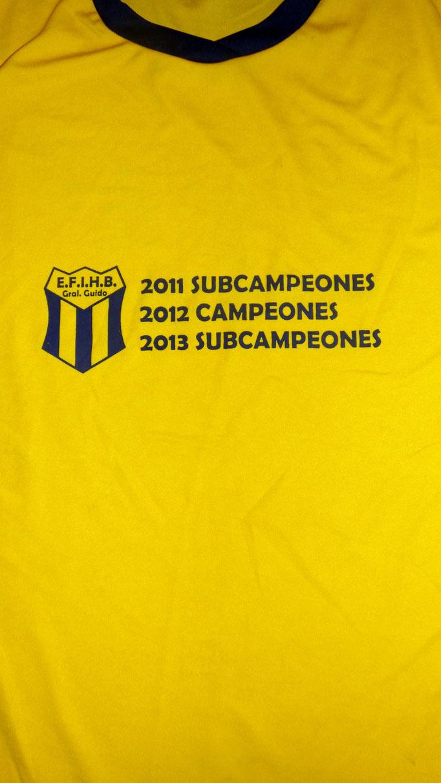 Escuela de fútbol infantil Hector Barragan - General Guido - Buenos Aires.