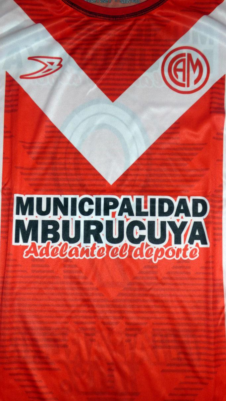Club Atlético Mburucuya - Mburucuya - Corrientes.