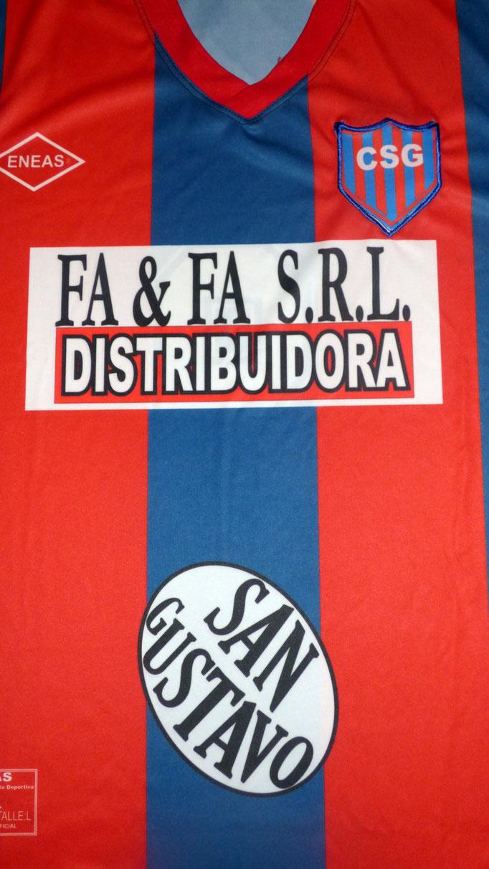 Club San Gustavo (Escuela de futbol Jose Tavarez) - San Gustavo - Entre Rios.